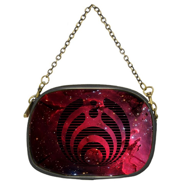 Bassnectar Galaxy Nebula Chain Purses (One Side)