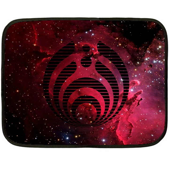 Bassnectar Galaxy Nebula Fleece Blanket (Mini)
