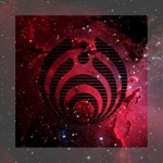 Bassnectar Galaxy Nebula Mini Canvas 8  x 8  8  x 8  x 0.875  Stretched Canvas