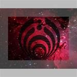 Bassnectar Galaxy Nebula Mini Canvas 7  x 5  7  x 5  x 0.875  Stretched Canvas