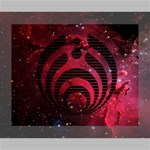 Bassnectar Galaxy Nebula Canvas 10  x 8  10  x 8  x 0.875  Stretched Canvas