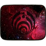 Bassnectar Galaxy Nebula Double Sided Fleece Blanket (Mini)  35 x27 Blanket Back