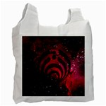 Bassnectar Galaxy Nebula Recycle Bag (Two Side)  Front