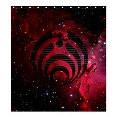 Bassnectar Galaxy Nebula Shower Curtain 66  x 72  (Large)