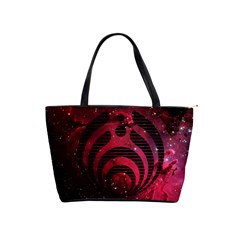 Bassnectar Galaxy Nebula Shoulder Handbags