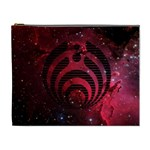Bassnectar Galaxy Nebula Cosmetic Bag (XL) Front