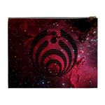Bassnectar Galaxy Nebula Cosmetic Bag (XL) Back