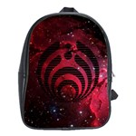 Bassnectar Galaxy Nebula School Bags(Large)  Front