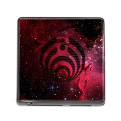 Bassnectar Galaxy Nebula Memory Card Reader (square)