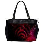 Bassnectar Galaxy Nebula Office Handbags Front