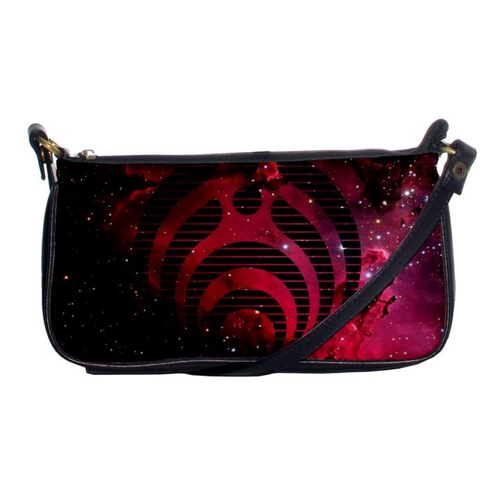Bassnectar Galaxy Nebula Shoulder Clutch Bags