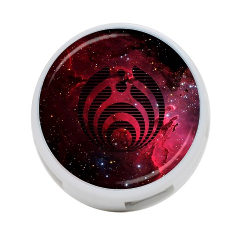 Bassnectar Galaxy Nebula 4-Port USB Hub (Two Sides)