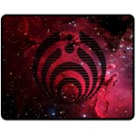 Bassnectar Galaxy Nebula Fleece Blanket (Medium)  60 x50 Blanket Front