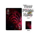 Bassnectar Galaxy Nebula Playing Cards 54 (Mini)  Front - SpadeK