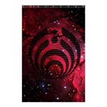 Bassnectar Galaxy Nebula Shower Curtain 48  x 72  (Small)  42.18 x64.8 Curtain
