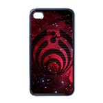 Bassnectar Galaxy Nebula Apple iPhone 4 Case (Black) Front