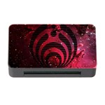 Bassnectar Galaxy Nebula Memory Card Reader with CF Front