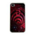 Bassnectar Galaxy Nebula Apple iPhone 4 Case (Clear) Front