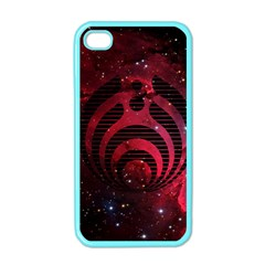 Bassnectar Galaxy Nebula Apple Iphone 4 Case (color)