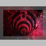 Bassnectar Galaxy Nebula Deluxe Canvas 18  x 12   18  x 12  x 1.5  Stretched Canvas