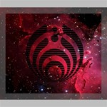 Bassnectar Galaxy Nebula Deluxe Canvas 24  x 20   24  x 20  x 1.5  Stretched Canvas