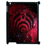 Bassnectar Galaxy Nebula Apple iPad 2 Case (Black) Front