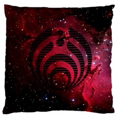 Bassnectar Galaxy Nebula Large Cushion Case (two Sides)