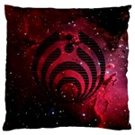 Bassnectar Galaxy Nebula Large Cushion Case (Two Sides) Front