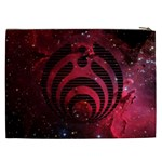 Bassnectar Galaxy Nebula Cosmetic Bag (XXL)  Back