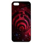 Bassnectar Galaxy Nebula Apple iPhone 5 Seamless Case (Black) Front