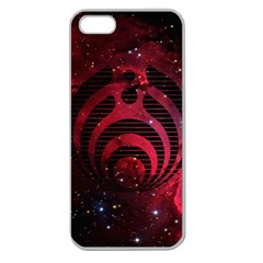 Bassnectar Galaxy Nebula Apple Seamless iPhone 5 Case (Clear)