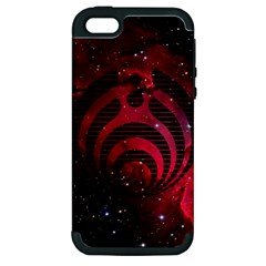 Bassnectar Galaxy Nebula Apple Iphone 5 Hardshell Case (pc+silicone)
