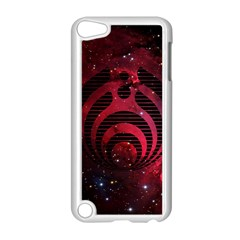 Bassnectar Galaxy Nebula Apple iPod Touch 5 Case (White)