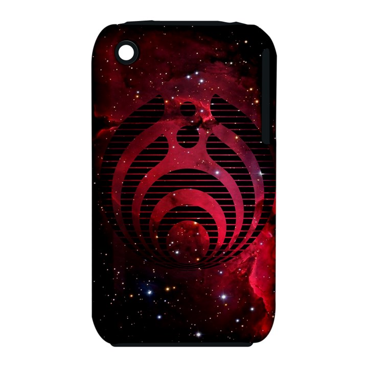 Bassnectar Galaxy Nebula Apple iPhone 3G/3GS Hardshell Case (PC+Silicone)