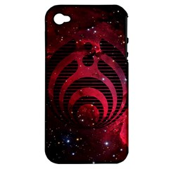 Bassnectar Galaxy Nebula Apple iPhone 4/4S Hardshell Case (PC+Silicone)