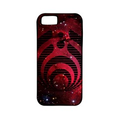 Bassnectar Galaxy Nebula Apple iPhone 5 Classic Hardshell Case (PC+Silicone)