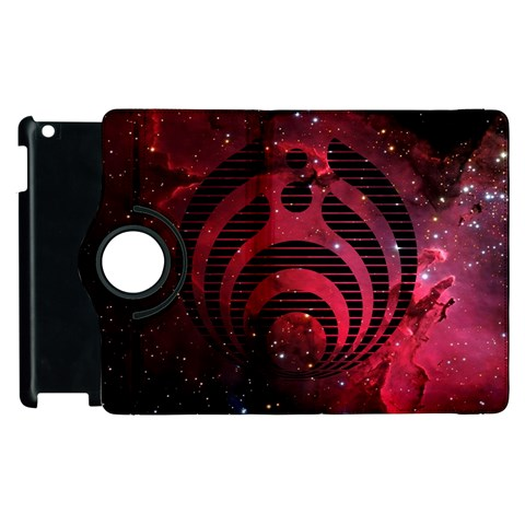 Bassnectar Galaxy Nebula Apple iPad 2 Flip 360 Case