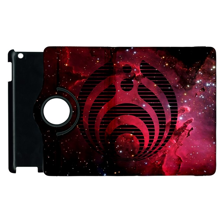 Bassnectar Galaxy Nebula Apple iPad 3/4 Flip 360 Case
