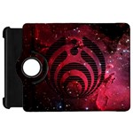 Bassnectar Galaxy Nebula Kindle Fire HD Flip 360 Case Front