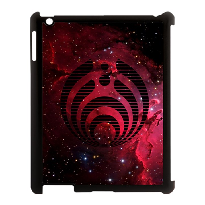 Bassnectar Galaxy Nebula Apple iPad 3/4 Case (Black)
