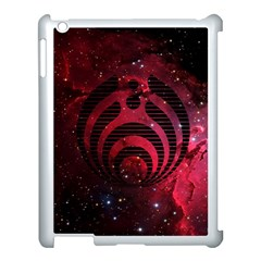 Bassnectar Galaxy Nebula Apple iPad 3/4 Case (White)