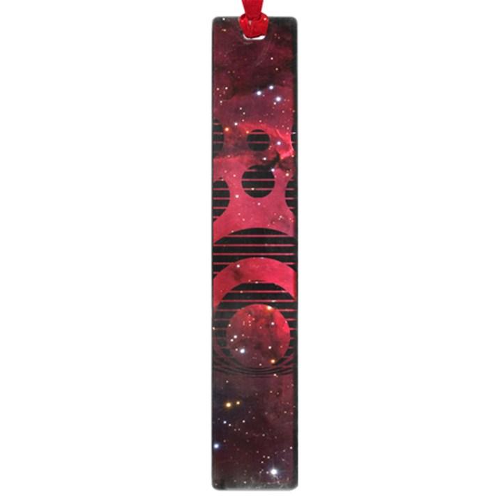 Bassnectar Galaxy Nebula Large Book Marks