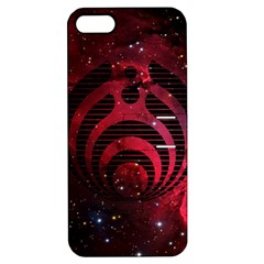 Bassnectar Galaxy Nebula Apple iPhone 5 Hardshell Case with Stand