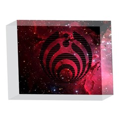 Bassnectar Galaxy Nebula 5 x 7  Acrylic Photo Blocks