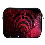 Bassnectar Galaxy Nebula Apple iPad 2/3/4 Zipper Cases Front