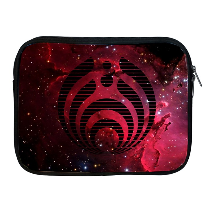 Bassnectar Galaxy Nebula Apple iPad 2/3/4 Zipper Cases