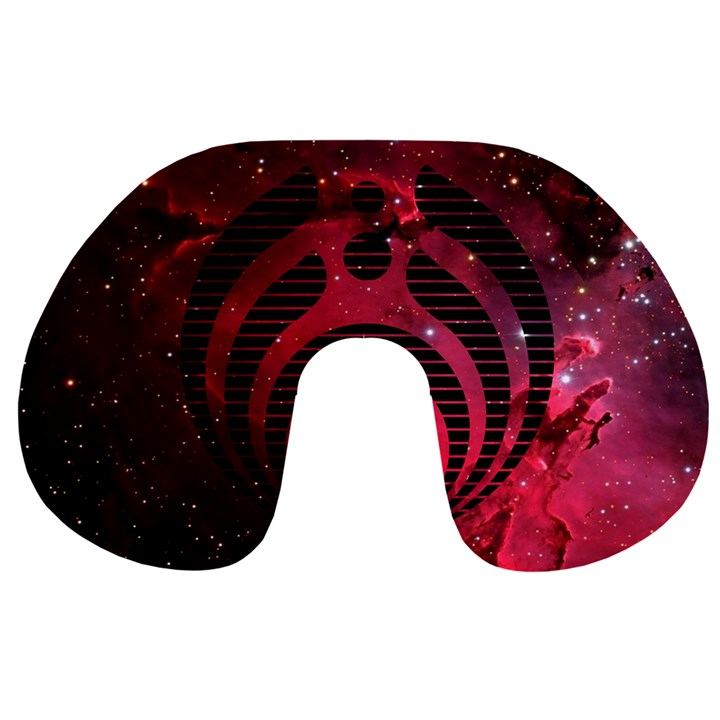 Bassnectar Galaxy Nebula Travel Neck Pillows