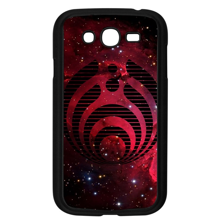 Bassnectar Galaxy Nebula Samsung Galaxy Grand DUOS I9082 Case (Black)