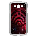 Bassnectar Galaxy Nebula Samsung Galaxy Grand DUOS I9082 Case (White) Front