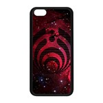 Bassnectar Galaxy Nebula Apple iPhone 5C Seamless Case (Black) Front
